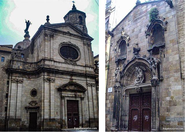 Igreja de la Mercè, Barcelona