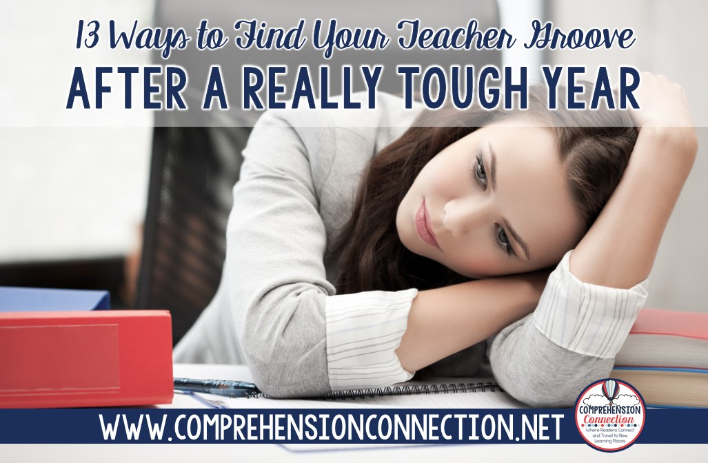 Have you had a rough year? Check out these thirteen tips for rejuvenating after a tough year.