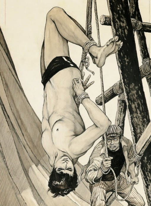 Looking for bdsm female crucifixion drawing