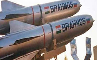 India successfully Test Fired BrahMos Missile