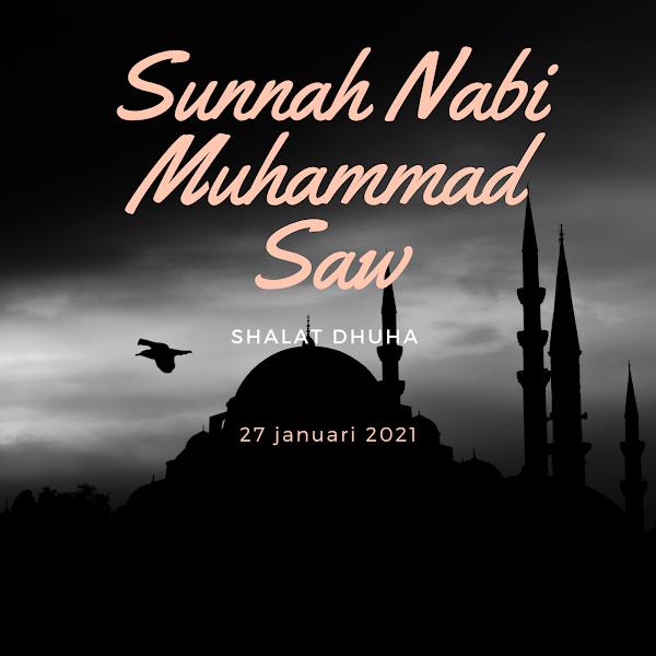 Manfaat dari pada Sunnah Nabi Muhammad Saw
