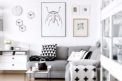 Cara Menata Ruang Keluarga Minimalis IKEA