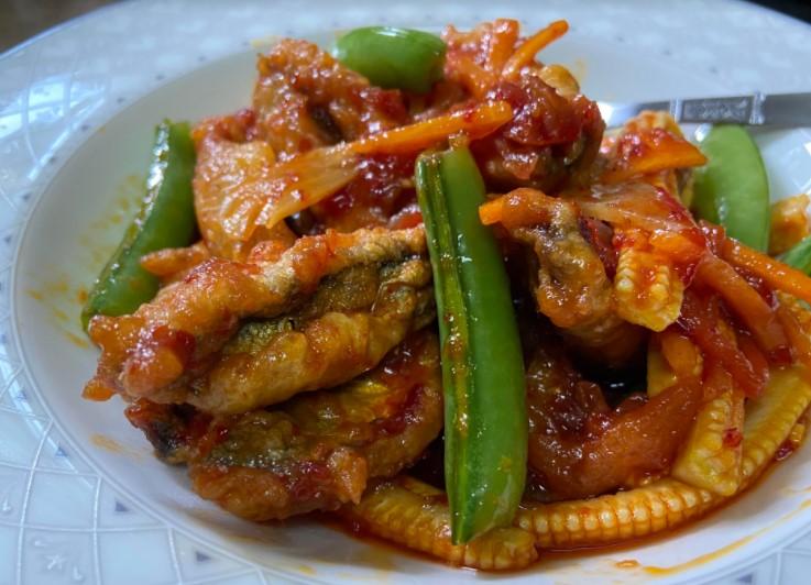 menu ikan yang mudah dan sedap, masakan ikan, ikan murah, lauk ikan
