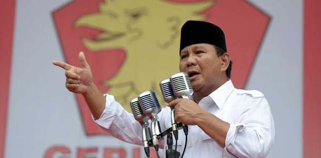 Di Hadapan Ribuan Kader, Hari Ini Prabowo Akan Tentukan Sikap Koalisi Atau Oposisi