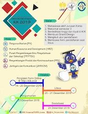 Formulir Pendaftaran Pengurus KIK 2019