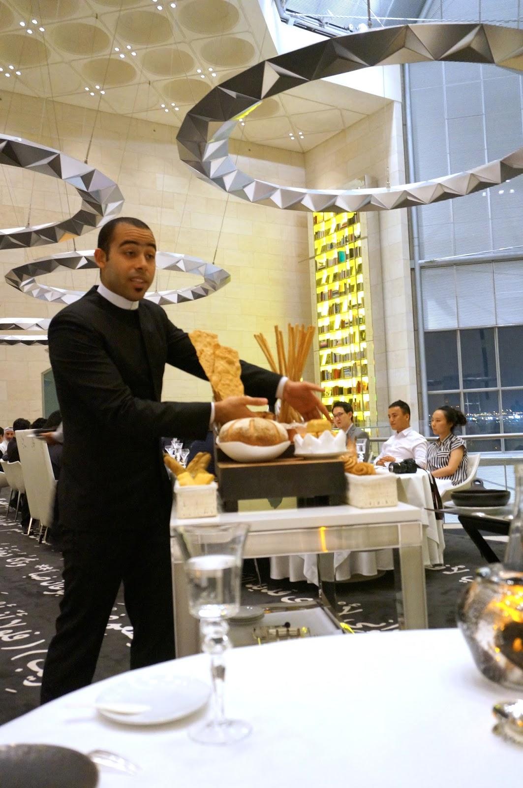 Top 6 Fine Dining Restaurants in Doha: #3 Idam