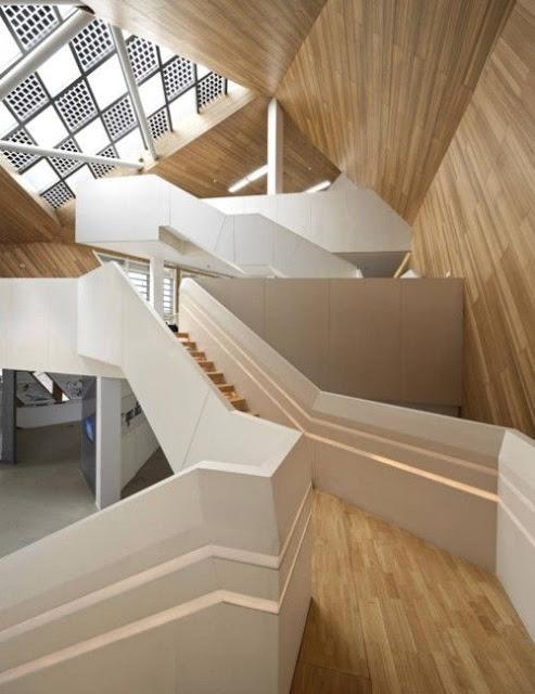 external staircase design house