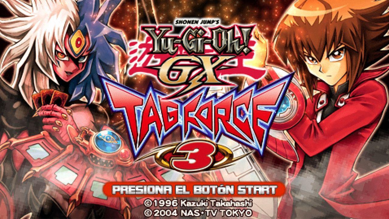 Yu-Gi-Oh! GX Tag Force 3 [EUR] (Español) PSP ISO