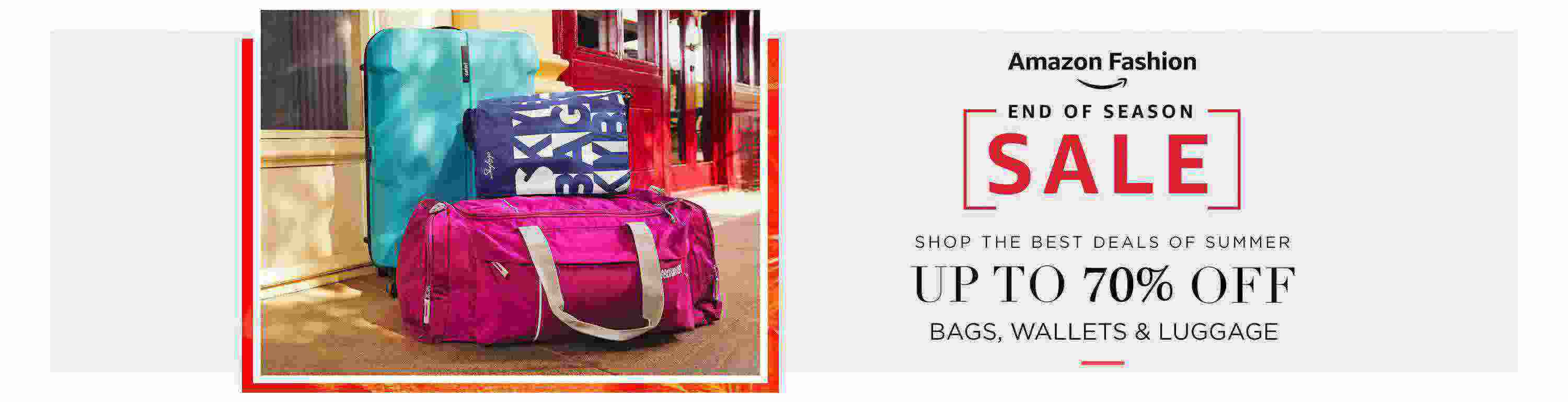 Buy Bags For Travelling (in discount) - Bags, Wallets, Luggage and More