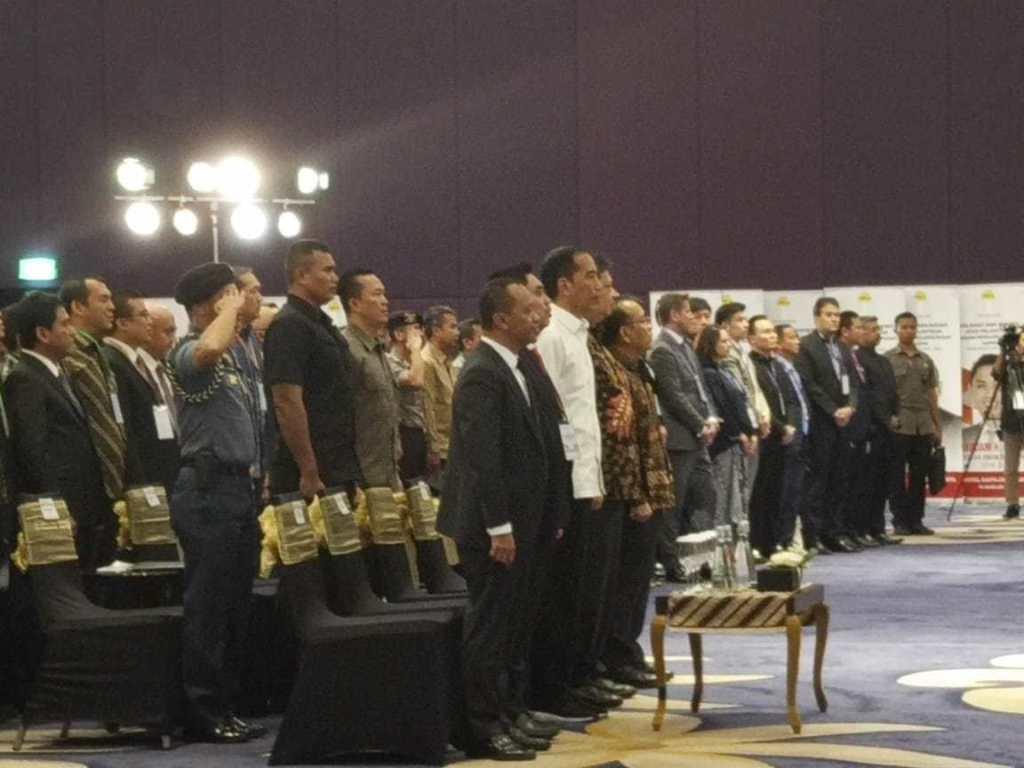 Ada Calon Pengganti Jokowi di Pelantikan HIPMI