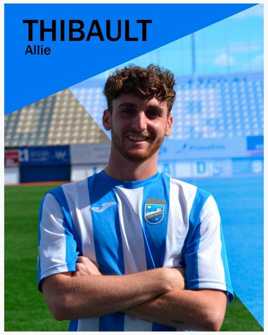 Oficial: Lorca FC, firma Thibault
