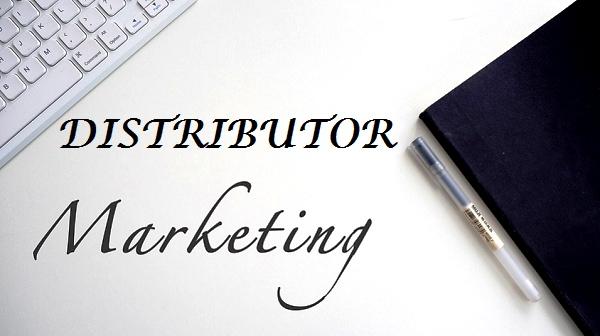 Apakah yang dimaksud dengan distributor ?