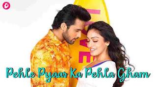 Pehle Pyaar Ka Pehla Gham Lyrics in English Tulsi Kumar, Jubin Nautiyal