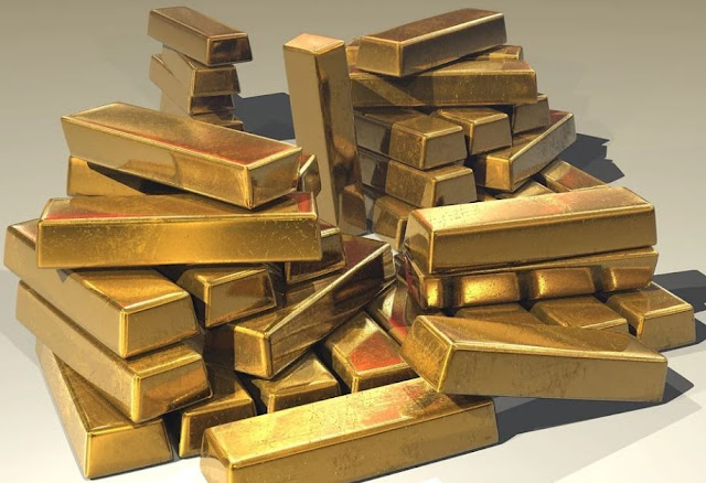 ways to invest in gold without holding it
