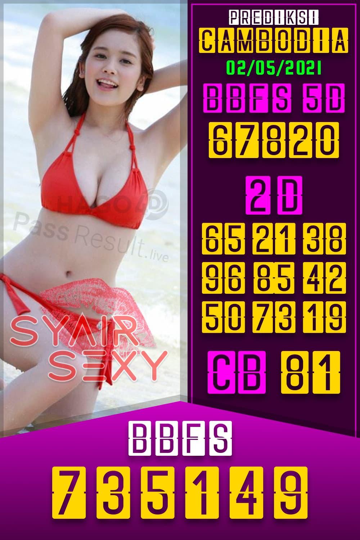 Syair Sexy - Rumus Togel Cambodia