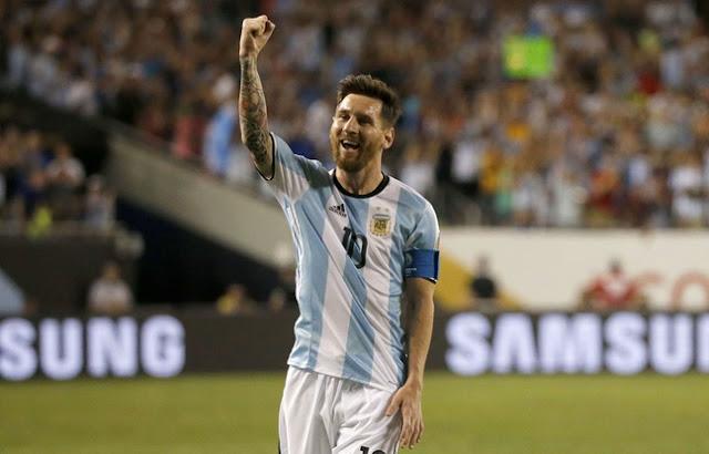 VIDEO. Copa America: Joli triplé de Lionel Messi, face au Panama