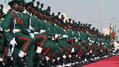 Nigeria Paramilitary Forces