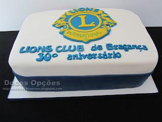 30º aniversário Lions Club de Bragança