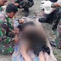 Baku Tembak Terjadi di Nduga Papua, Tiga Prajurit TNI Terluka