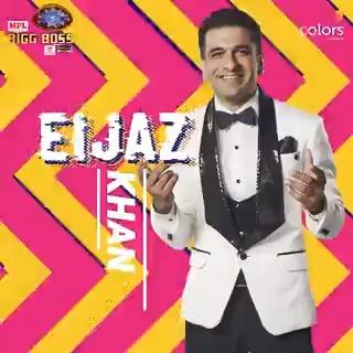 Eijaz Khan Bigg Boss 2020 Contestant 1