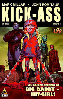 kick Ass Volumen 1 2 y 3