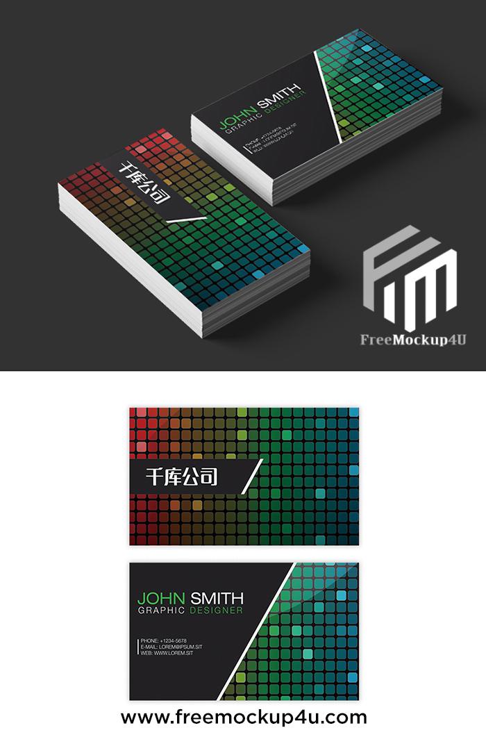 Exquisite Simple Business Card Templates AI