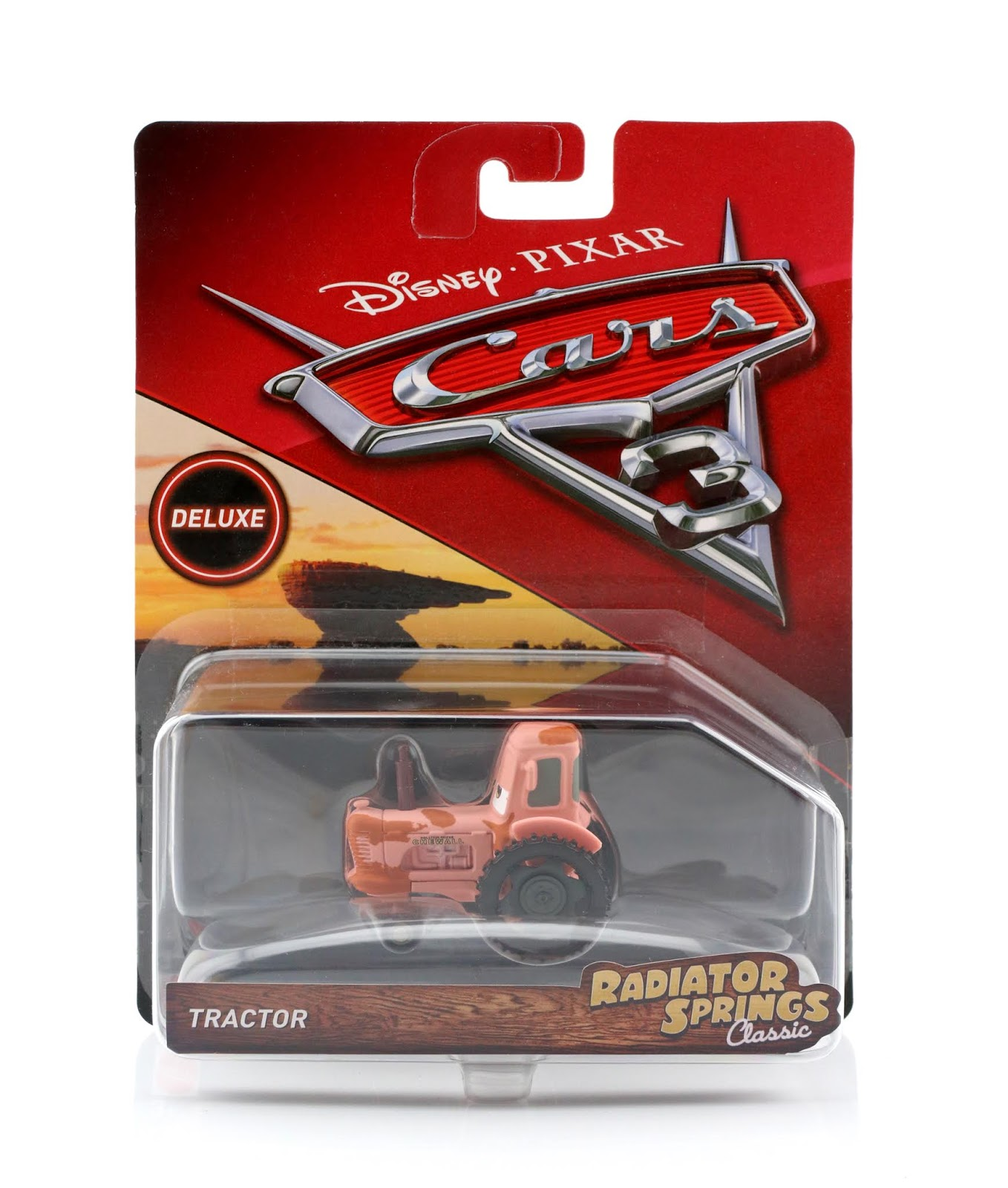 cars 3 radiator springs classic tractor diecast