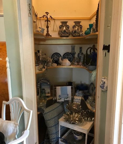 Starting Out With A Small Antique Booth