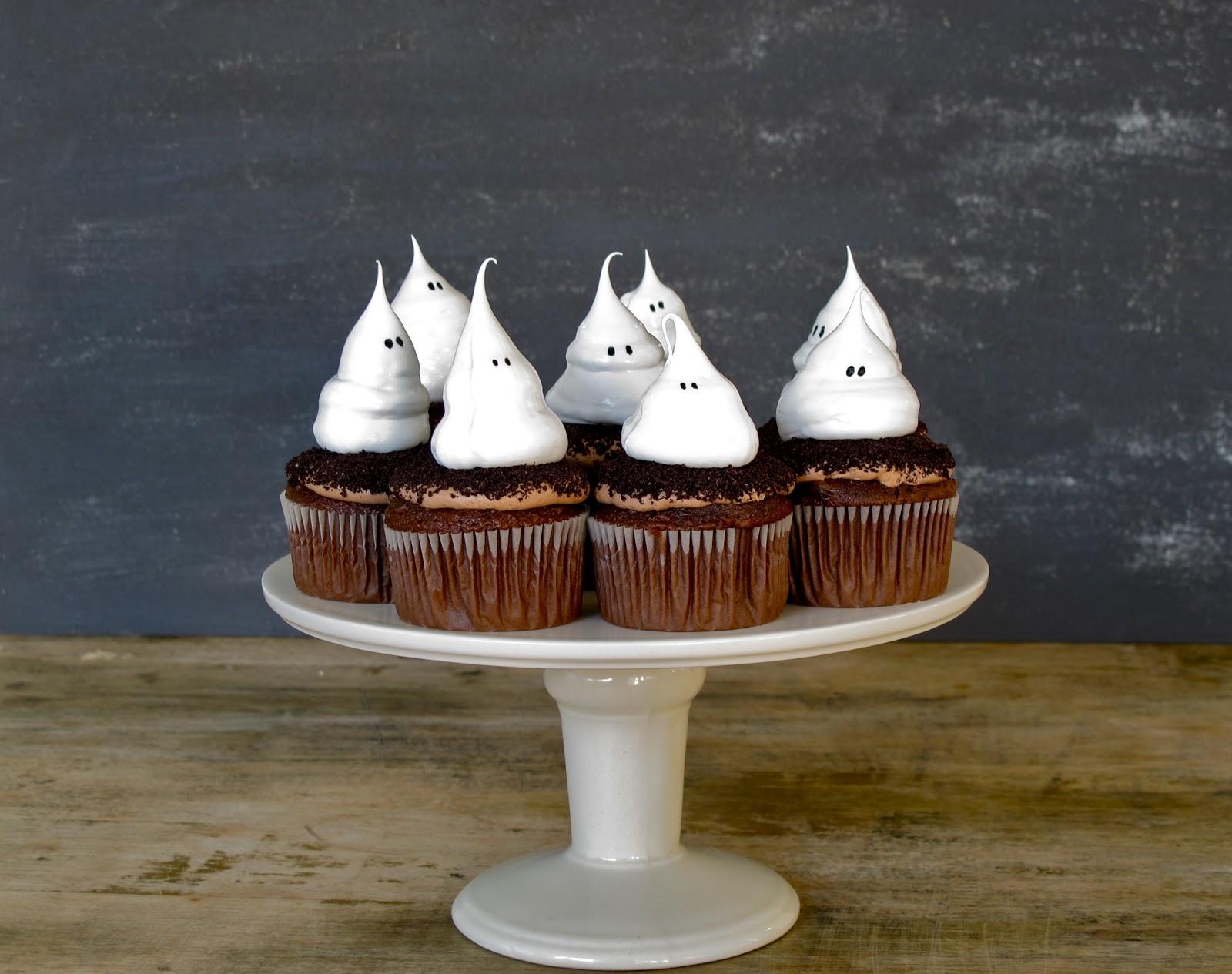 Ghost Cake Recipe