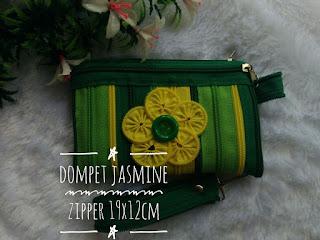 Dompet Resleting Jasmin 016
