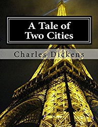 A Tale Of Two Cities English Novel By  Charles Dickens