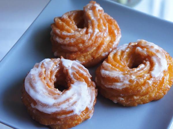 REZEPT: glutenfreie Spritzkuchen