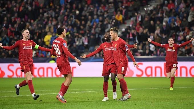 Reds progress after Salzburg win