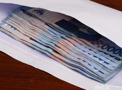 duit kondangan untuk dp rumah
