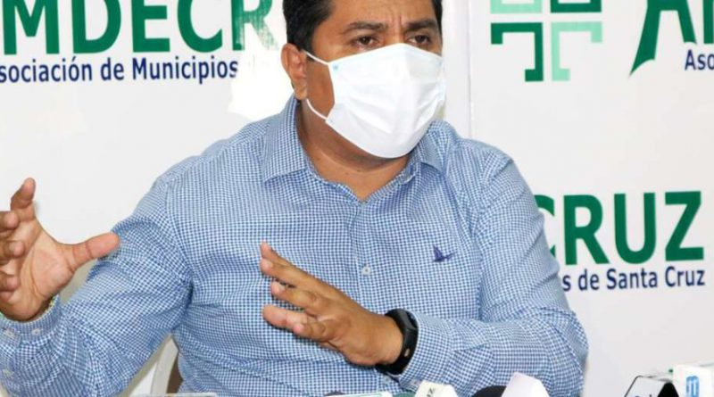 El presidente de Amdecruz, Moisés Salces / WEB