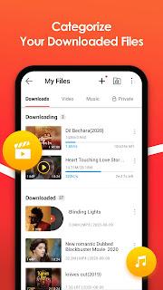 VidMate MOd APK Premium AD-Free