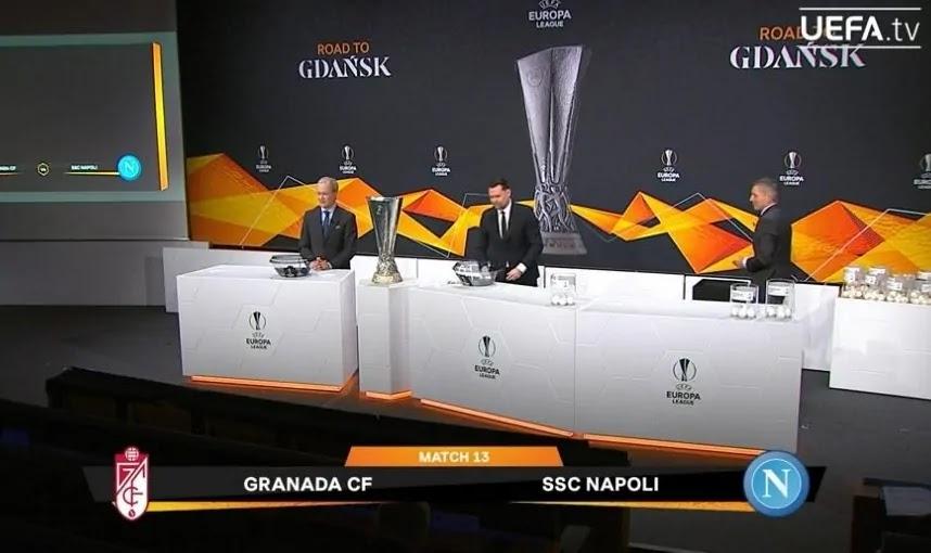 Sorteggio sedicesimi di Europa League