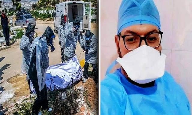 تونس: وفاة الطبيب بالمستشفى العسكري عدنان بن يونس إثر إصابته بفيروس كورونا
