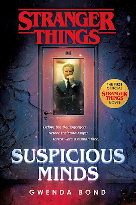 Stranger things book suspicious minds