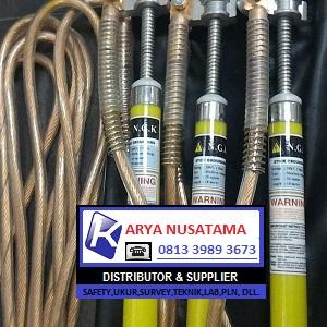 Jual Universal Grounding NGK 20KV Stick Clam di Bogor