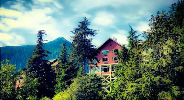 Westmark Cape Fox Lodge in Ketchikan, Alaska