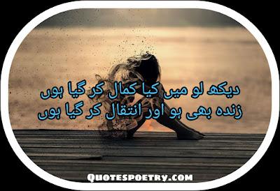 Sad Poetry, urdu Sad Poetry, Sad quotes, 2 lines Poetry, urdu Poetry