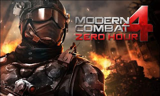 Download Modern Combat 4 Zero Hour Offline Apk + Obb For Android