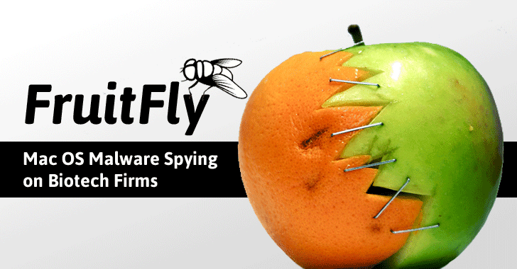Newly Discovered Mac Malware with Ancient Code Spying on Biotech Firms