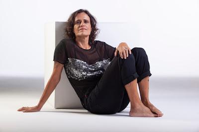 A cantora e compositora Zélia Duncan (Divulgação/Canal Curta!)
