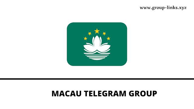 Macau Telegram Group Link