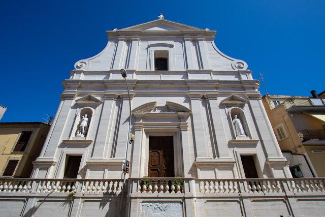 Chiesa dell'Immacolata Concezione-San Vito Chietino