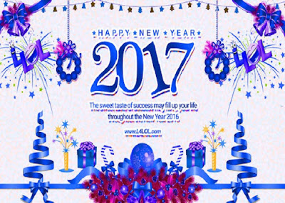 New Year 2017 Messages Free