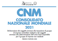 Disponibile il software CNM 2021 per Mac, Windows e Linux