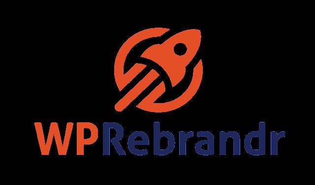 WP Rebrandr [GIVEAWAY]